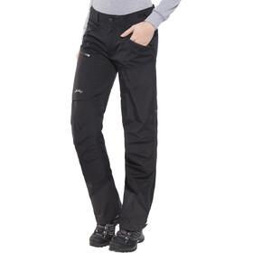 Lundhags Antjah Pantalon Femme, black